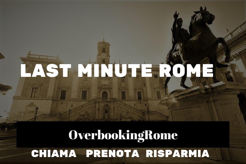 Last minute Rome